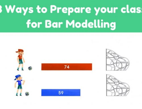 Bar modelling – 3 ways to prepare your class