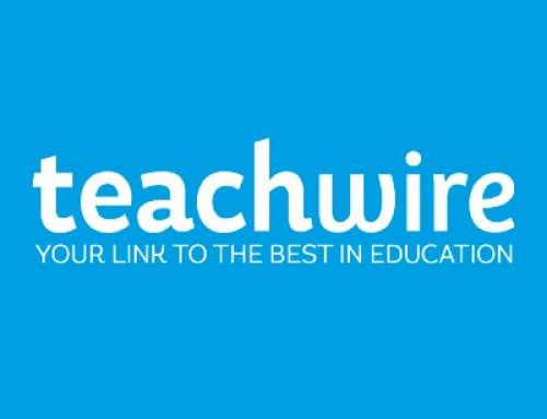 We're in the TOP TEN Education Blogs!