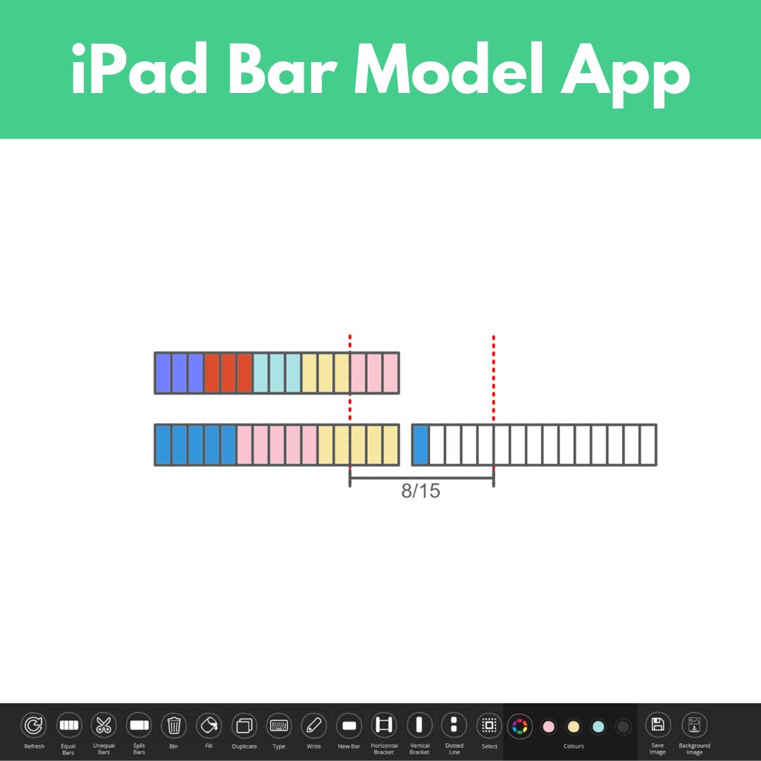 Our new Bar Model App