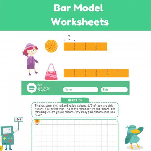 Bar Model Worksheets